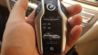 2017 BMW 7 Series Start Up, My First Test Drive, and In Depth Review
