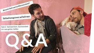 Q&A: Musik, Workshops und Massagen – Antworten auf Bürgermails | Kliemannsland