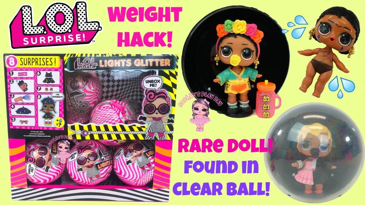 Lol Surprise Lights Glitter Full Box Unboxing Rare Doll Gala Q T