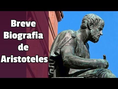 Aristoteles: Una Breve Biografia De Aristoteles