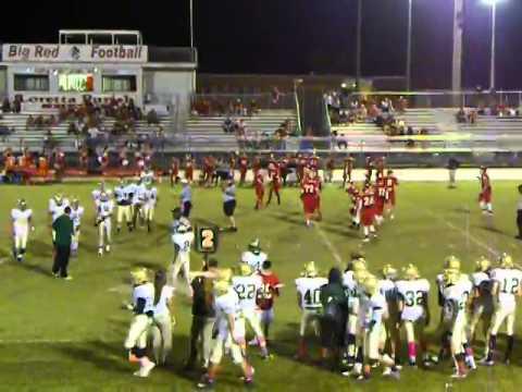 Island Coast High vs North Fort Myers High JV 10-9-14 1 of 2
