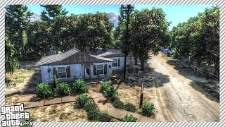 Huge Custom Farm - GTA 5 MOD
