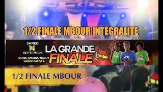 SEN PETIT GALLE 2019 1/2 FINALE MBOUR INTEGRALITÉ
