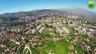 Zenica iz zraka   2015   1080p