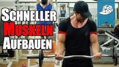 Schnellerer Muskelaufbau durch Blood Flow Restriction