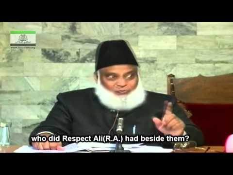 Marriage according to the Sunnah - Dr Israr Ahmed (ENGLISH subtitles)
