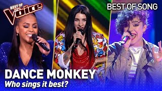 Download lagu Tones and I s Dance Monkey in The Voice