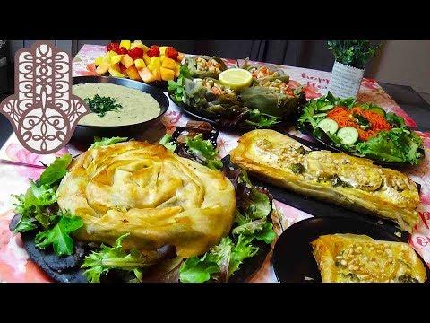 menu-ftour-du-ramadan-facile-et-équilibré