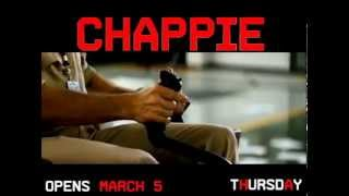 CHAPPIE In cinemas March 5 - New Trailer