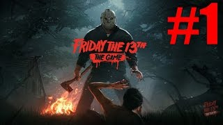 The FGN Crew Plays: Friday the 13th The Game #1 - Knockout (PC)