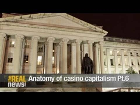 Anatomy of casino capitalism Pt6 - democratize or replace The Fed