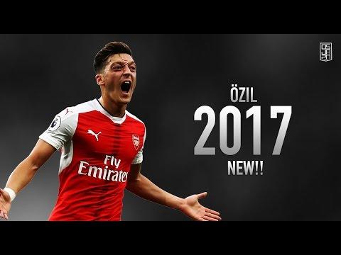 Mesut Özil 2017 🔥- Skills & Goals | 2016/17 ᴴᴰ