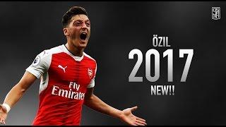 Mesut Özil 2017 ????- skills & goals | 2016/17 ᴴᴰ