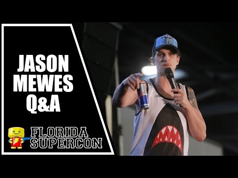 Jason Mewes Q&A at Florida Supercon 2015