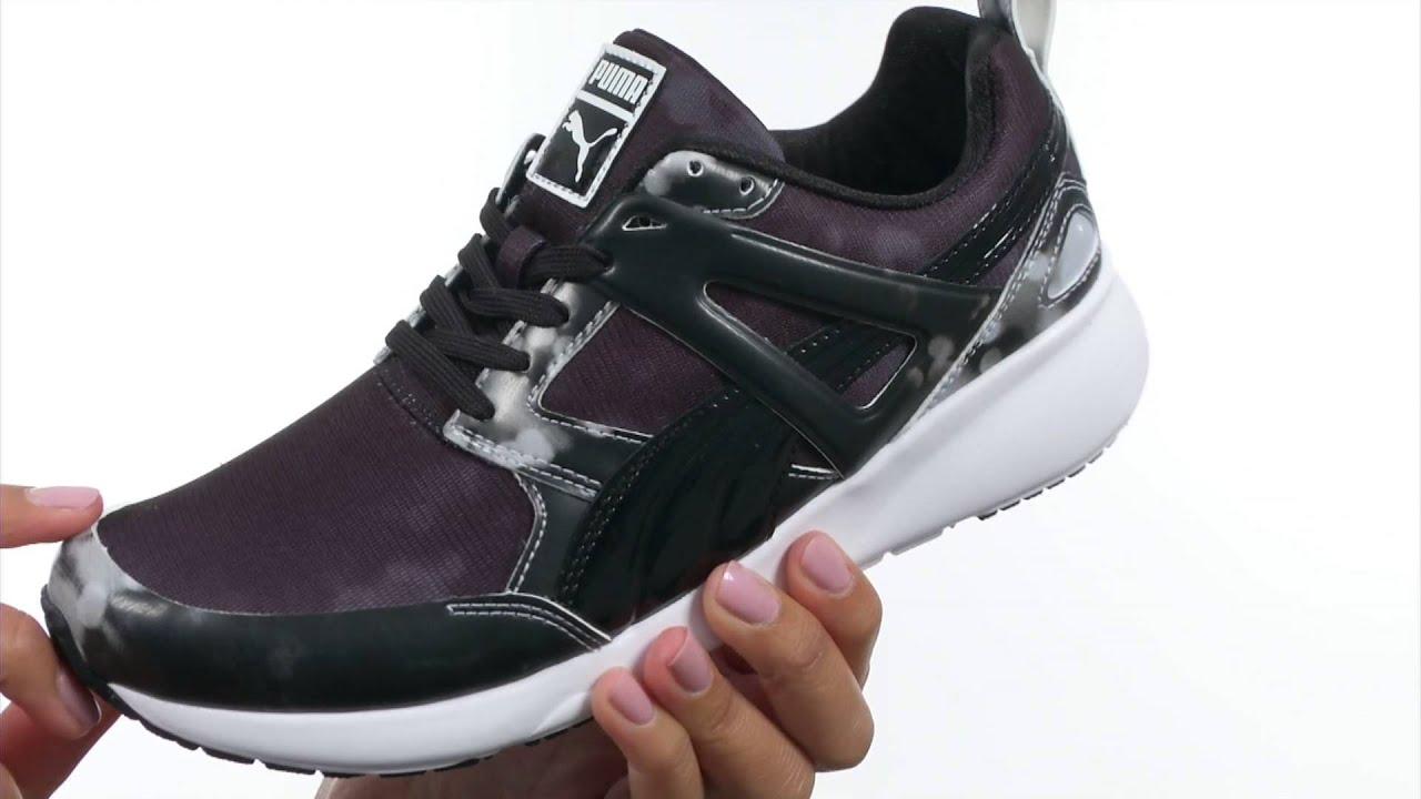 puma arial sneakers
