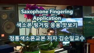 Saxophone Fingering   Applicat…