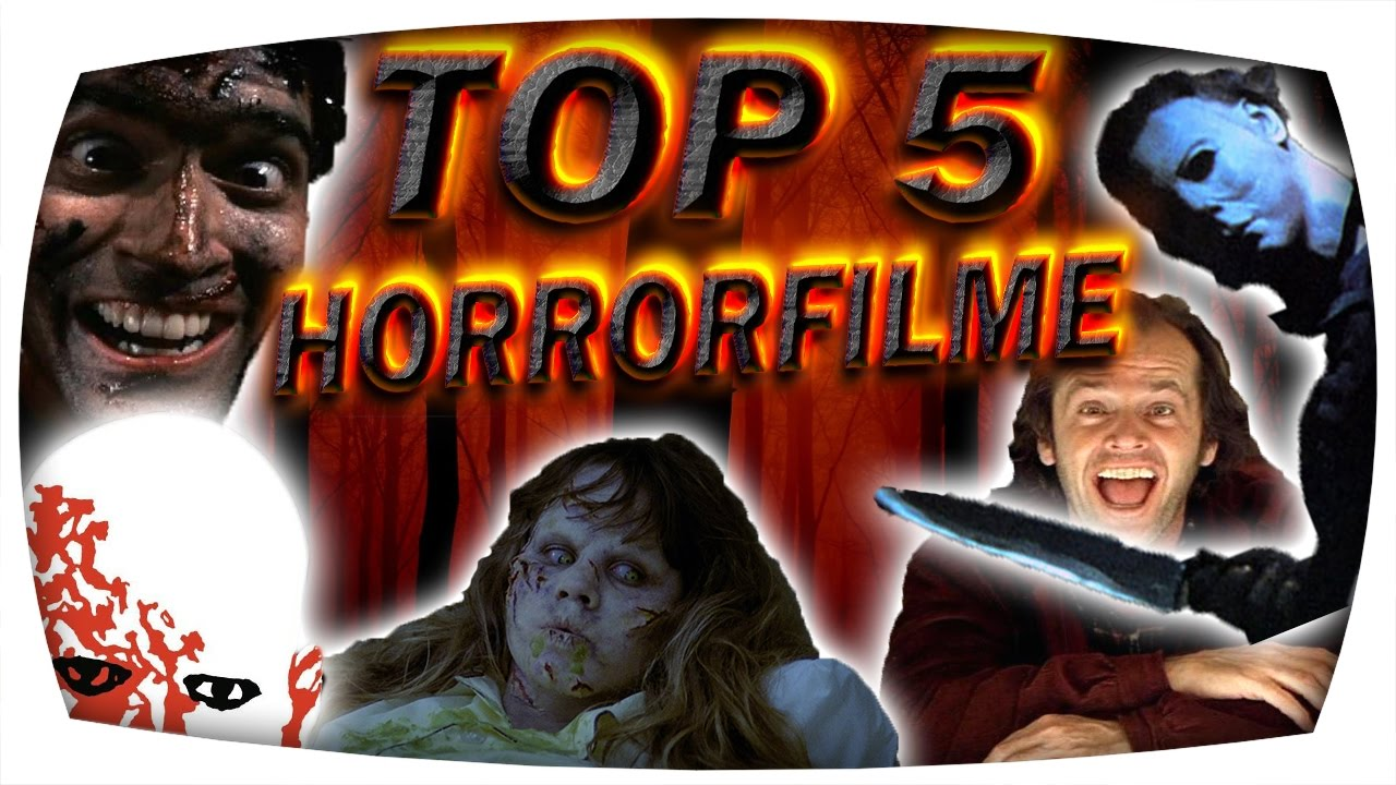 Top Horrofilme