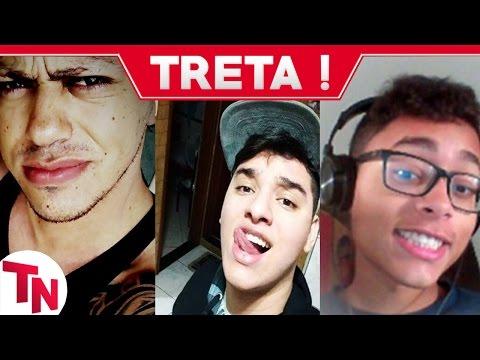 DDTANK TRETA NEWS - DRIGO S7 E GUBETO TROCAM FARPAS, BOB GAMER É HOMOFOBICO ?