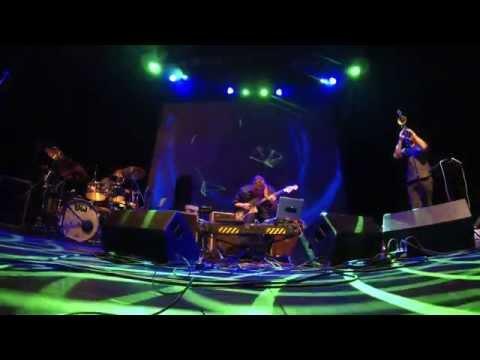 Pat Mastelotto, David Kollar, Paolo Raineri - KOMARA live in Prague 2014