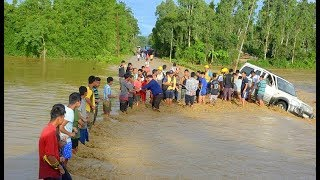 Kailashahar floods 14 June 2018