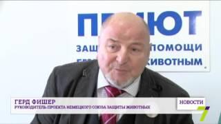 Немецкий союз защиты животных готов продолжить работу в Одессе и области