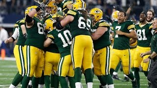 5 reasons why the Green Bay Packers will beat the Atlanta Falcons