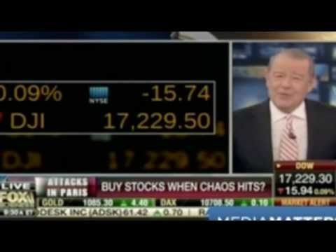 Fox's Varney Offers Financial Advice After The Paris Attacks: Buy Gun Stocks