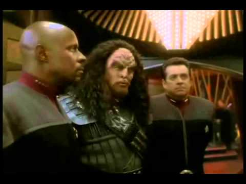 Star Trek DS9: Worf & changeling-Martok/true-Martok's Full Circle