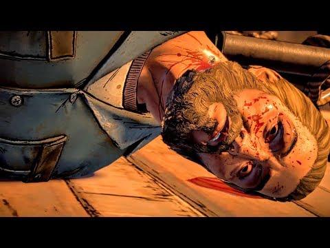 Joan Kills Tripp in Richmond (Walking Dead   Death   Telltale Games)