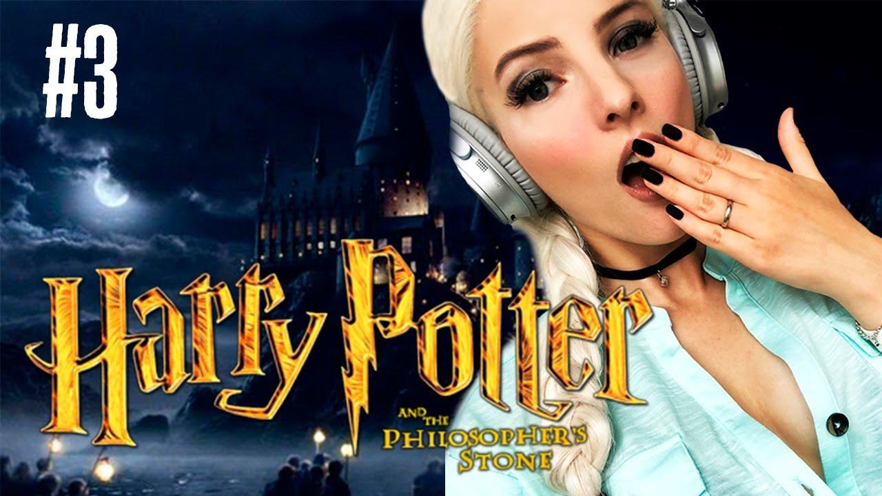 НАДРАЛА УШИ ДРАКО МАЛФОЮ! Гарри Поттер и философский ...