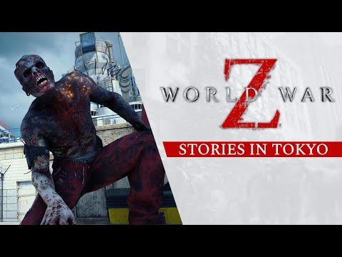 World War Z - Stories in Tokyo