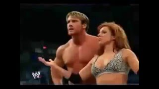 SmackDown!: Michelle McCool vs. Dawn Marie - Mixed Tag Team Match
