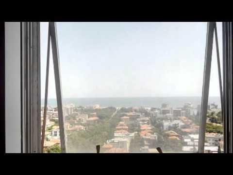 Appartamento al grattacielo di rimini youtube for Appartamenti rimini