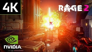 Rage 2 Opening - 4K PC Gameplay on RTX 2080 Ti