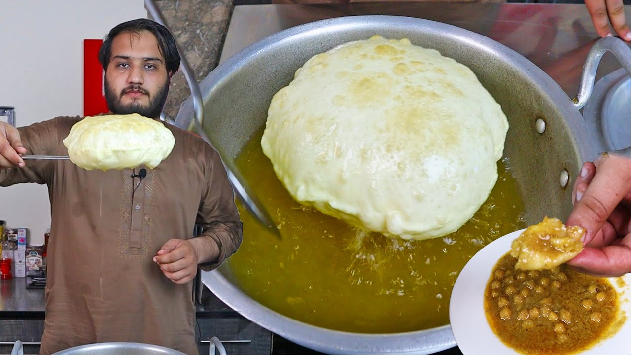 Bhature Recipe - Secret & Magic Chole Bhature Recipe