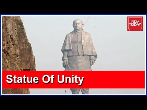 Unveiling StatueOfUnity In Narmada| India Today Extensive Coverage