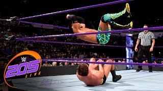 Akira Tozawa vs. Drew Gulak: WWE 205 Live, Oct. 31, 2017