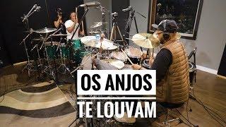 Josivaldo Santos and Alexandre Fininho - Os anjos te Louvam