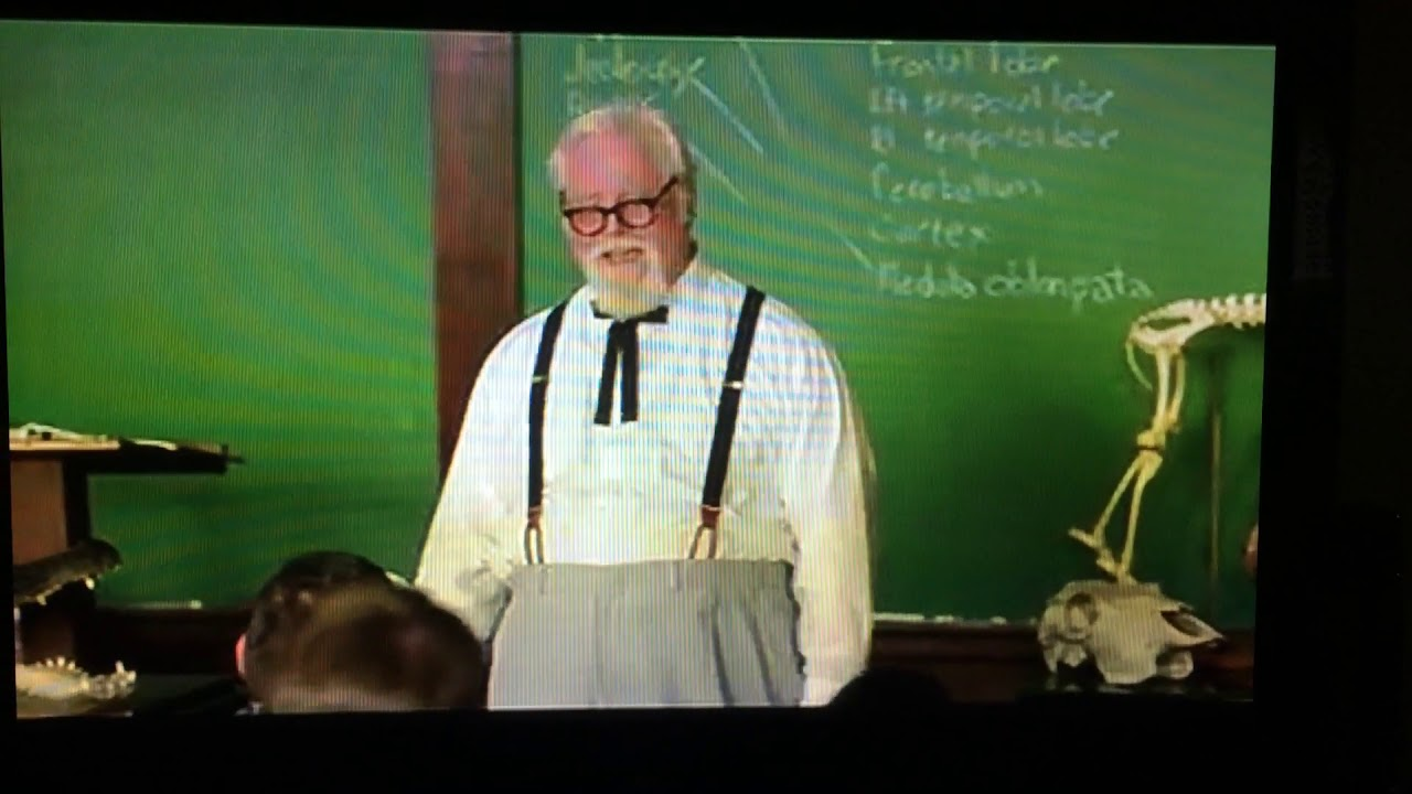 Waterboy & Colonel Sanders - YouTube