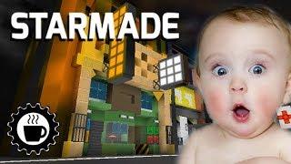 STARMADE: Future Urban Buildings (Reupload)