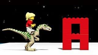 Lego Alphabet | Lernen von A bis Z | Cartoon Videos Für Kinder | Kinder Kanal