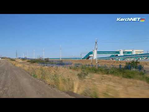 kerchnettv: Дорогу к станции