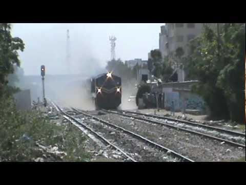 PAKISTAN EXPRESS DEPT KHI 08-03-2012 .