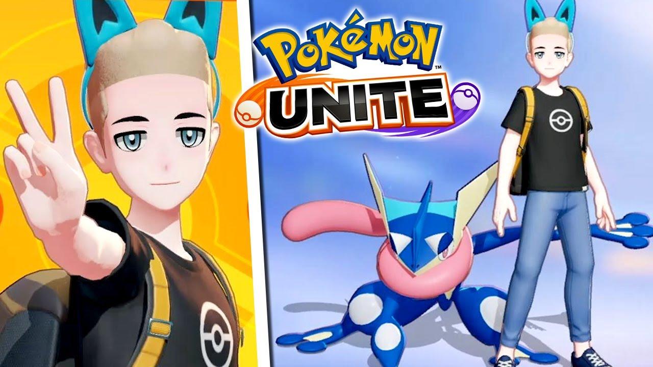 Download Ranqueada na conta nova POKEMON UNITE Android iOS e Nintendo Switch