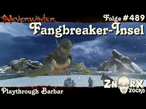 NEVERWINTER #489 Fangbreaker-Insel