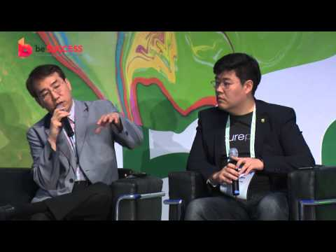 [beGLOBAL SEOUL 2015 - Day 1] How Korean Government is Supporting Korean Startup Ecosystem