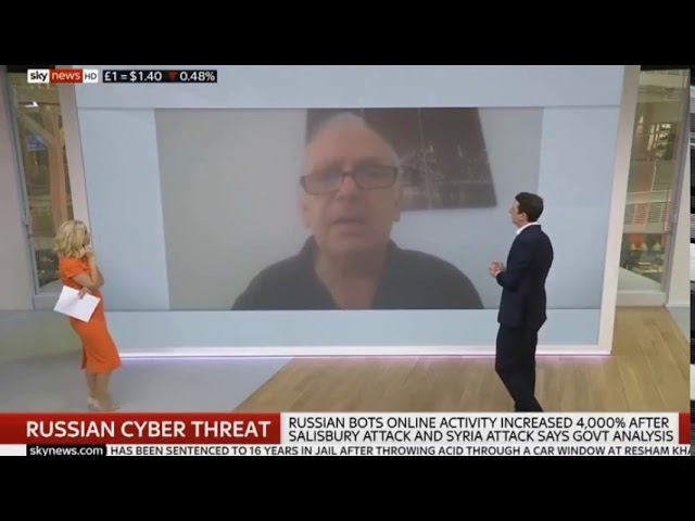 """Russian bots"" - Ian56 Completely Refutes UK Government's Malicious Allegations"