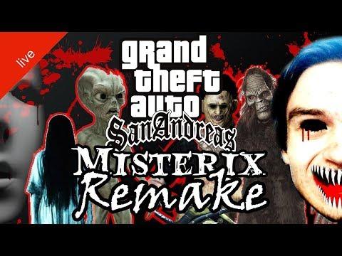 Grand Theft Auto: MISTERIX REMAKE! [Mod] [Livestream] [DE] thumbnail