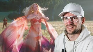 Katy Perry - Never Really Over (Official) | REACTION