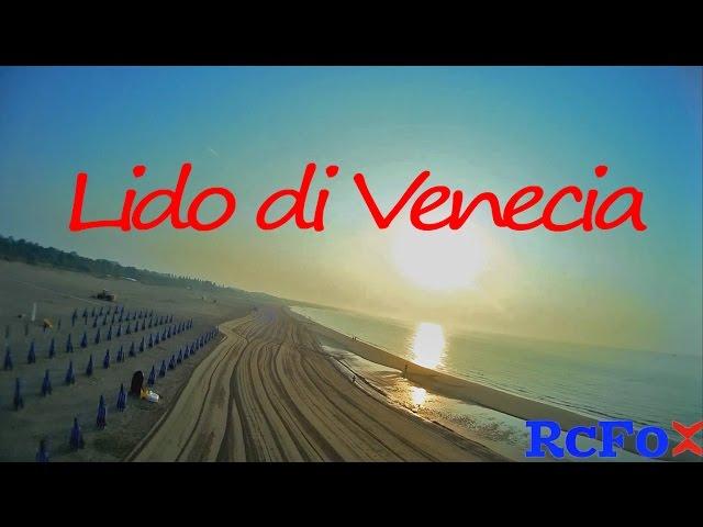 Lido di Venecia - RaceWing - NanoWing - FPV